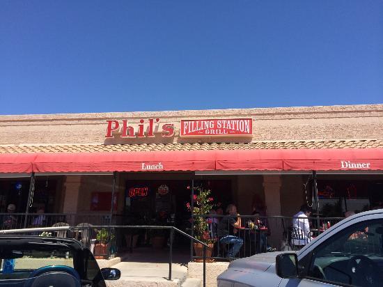 Phil S Filling Station